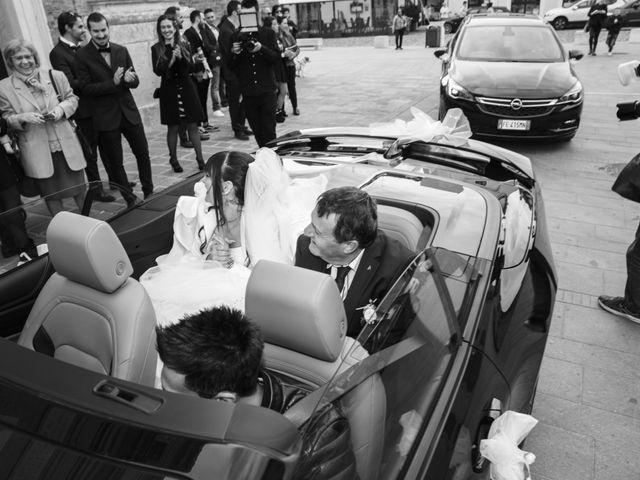 Il matrimonio di Alessandro e Valentina a Codigoro, Ferrara 15