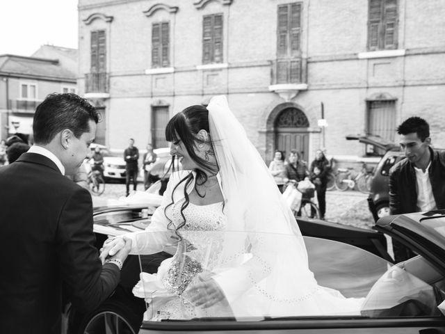 Il matrimonio di Alessandro e Valentina a Codigoro, Ferrara 16