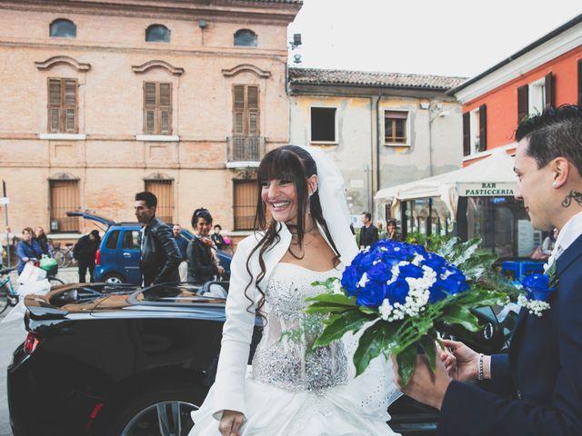 Il matrimonio di Alessandro e Valentina a Codigoro, Ferrara 19