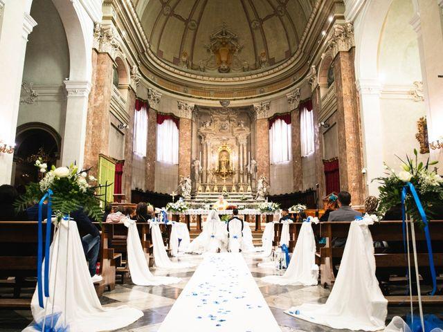 Il matrimonio di Alessandro e Valentina a Codigoro, Ferrara 24