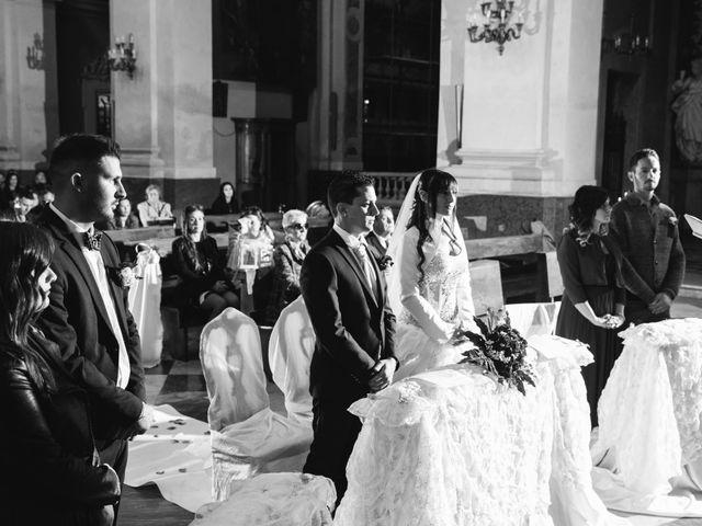 Il matrimonio di Alessandro e Valentina a Codigoro, Ferrara 25