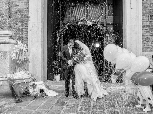 Il matrimonio di Alessandro e Valentina a Codigoro, Ferrara 40