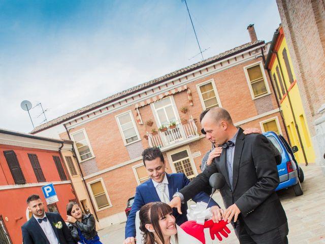 Il matrimonio di Alessandro e Valentina a Codigoro, Ferrara 42