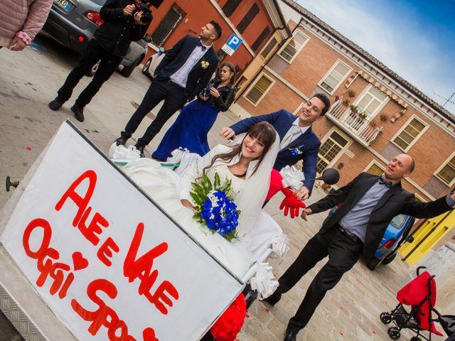 Il matrimonio di Alessandro e Valentina a Codigoro, Ferrara 43