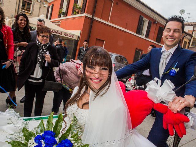 Il matrimonio di Alessandro e Valentina a Codigoro, Ferrara 44