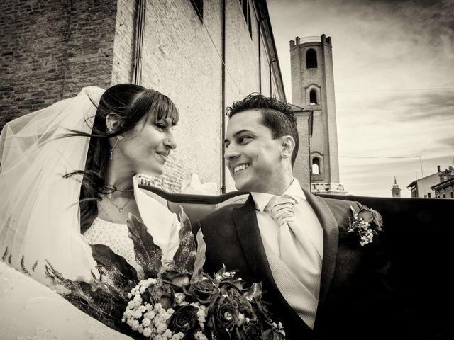 Il matrimonio di Alessandro e Valentina a Codigoro, Ferrara 46