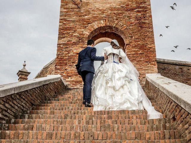 Il matrimonio di Alessandro e Valentina a Codigoro, Ferrara 48