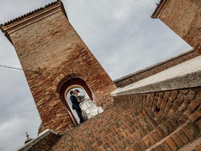 Il matrimonio di Alessandro e Valentina a Codigoro, Ferrara 49