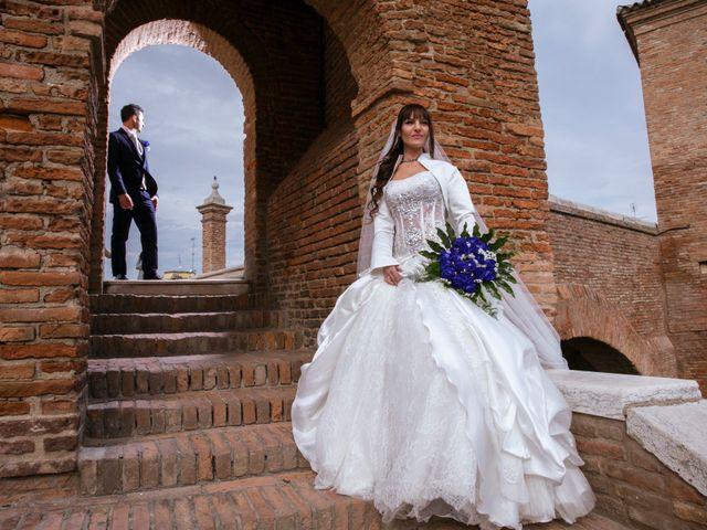 Il matrimonio di Alessandro e Valentina a Codigoro, Ferrara 1
