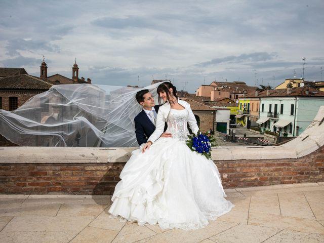 Il matrimonio di Alessandro e Valentina a Codigoro, Ferrara 50