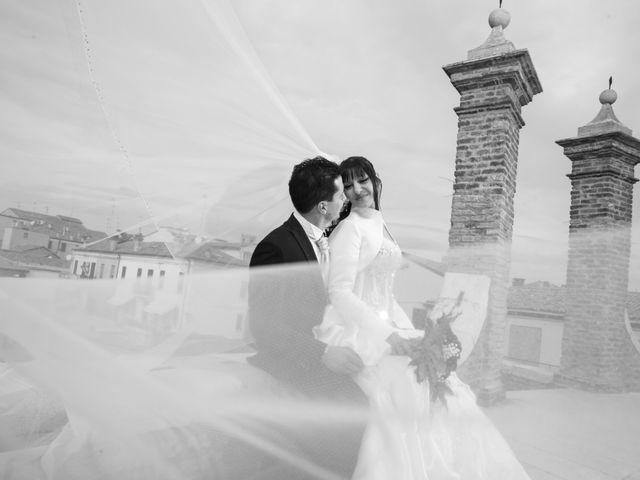 Il matrimonio di Alessandro e Valentina a Codigoro, Ferrara 51
