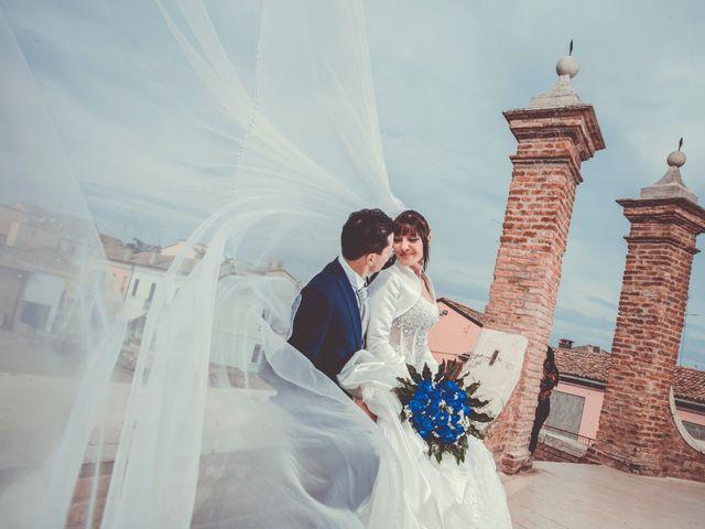 Il matrimonio di Alessandro e Valentina a Codigoro, Ferrara 52
