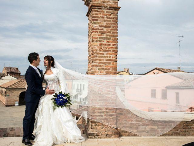 Il matrimonio di Alessandro e Valentina a Codigoro, Ferrara 53