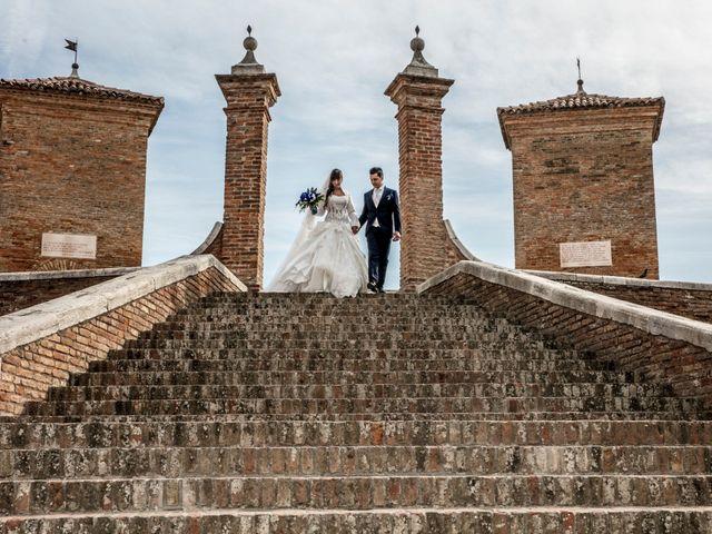 Il matrimonio di Alessandro e Valentina a Codigoro, Ferrara 54