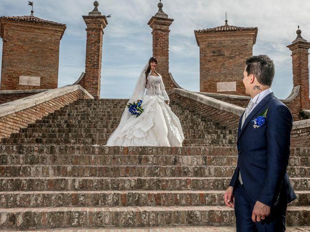 Il matrimonio di Alessandro e Valentina a Codigoro, Ferrara 55