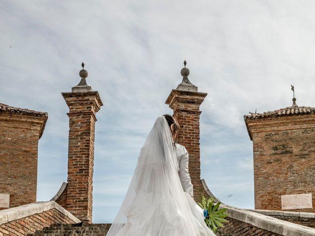 Il matrimonio di Alessandro e Valentina a Codigoro, Ferrara 56