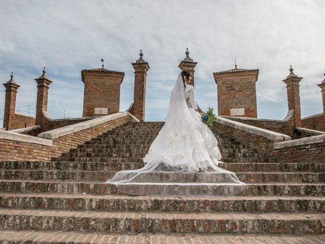 Il matrimonio di Alessandro e Valentina a Codigoro, Ferrara 57