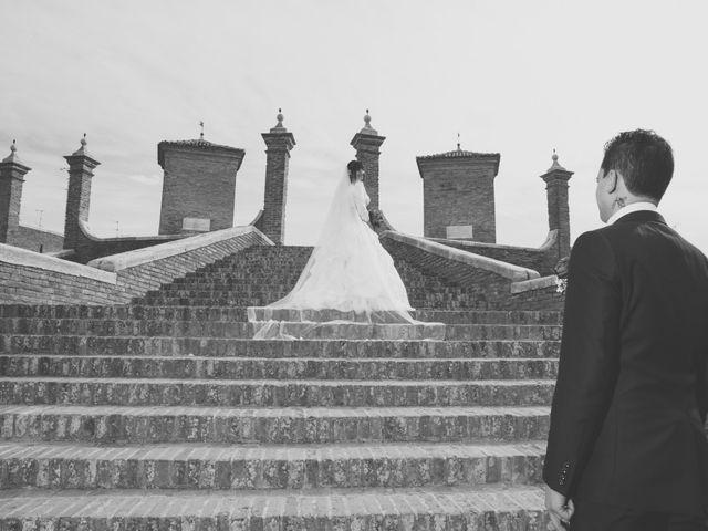 Il matrimonio di Alessandro e Valentina a Codigoro, Ferrara 58