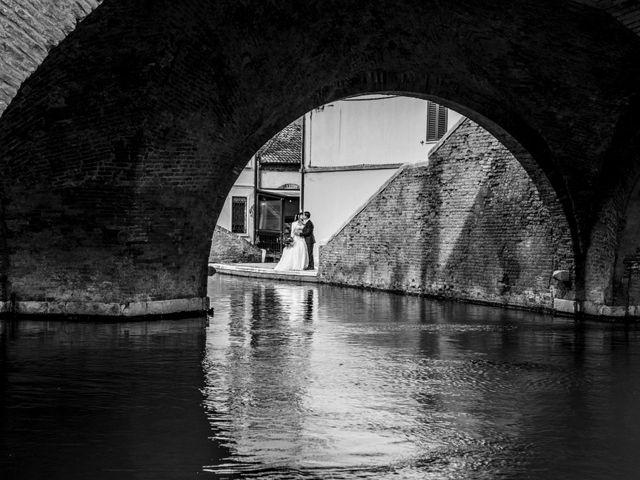 Il matrimonio di Alessandro e Valentina a Codigoro, Ferrara 59
