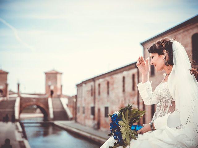 Il matrimonio di Alessandro e Valentina a Codigoro, Ferrara 60