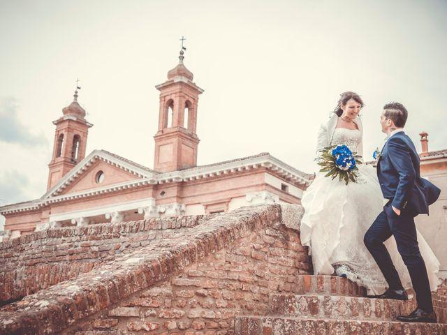 Il matrimonio di Alessandro e Valentina a Codigoro, Ferrara 61