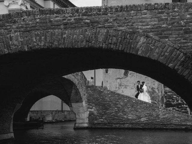 Il matrimonio di Alessandro e Valentina a Codigoro, Ferrara 2