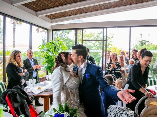 Il matrimonio di Alessandro e Valentina a Codigoro, Ferrara 65