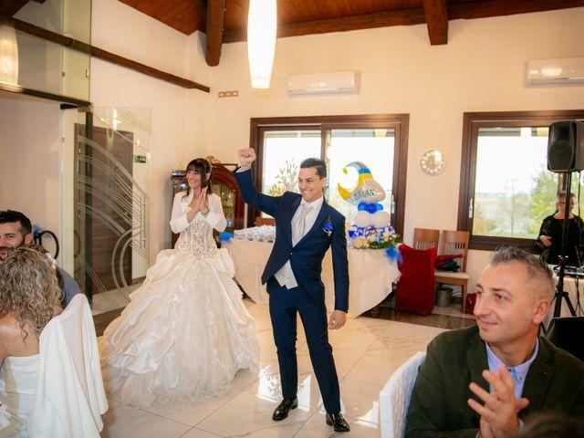 Il matrimonio di Alessandro e Valentina a Codigoro, Ferrara 70