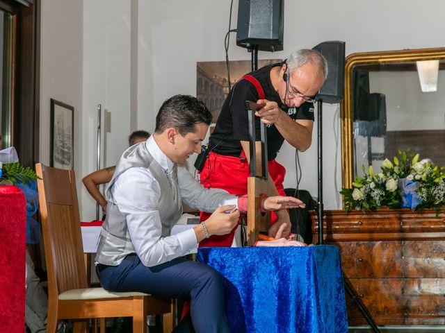 Il matrimonio di Alessandro e Valentina a Codigoro, Ferrara 77