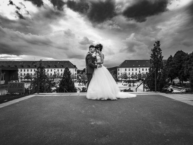 le nozze di Annamaria e Marvin