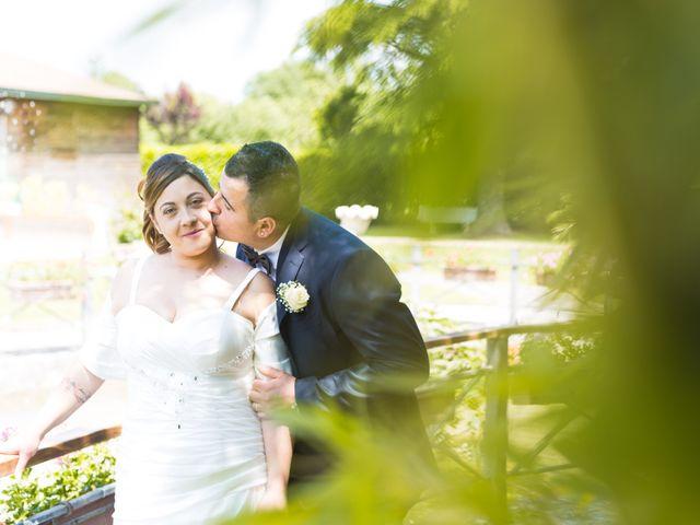 Il matrimonio di Emiliano e Federica a Frosinone, Frosinone 13