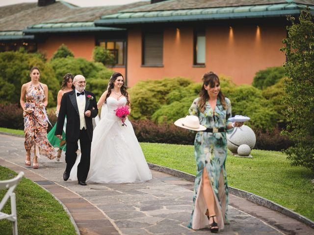 Il matrimonio di Andrea e Anna a Monza, Monza e Brianza 1