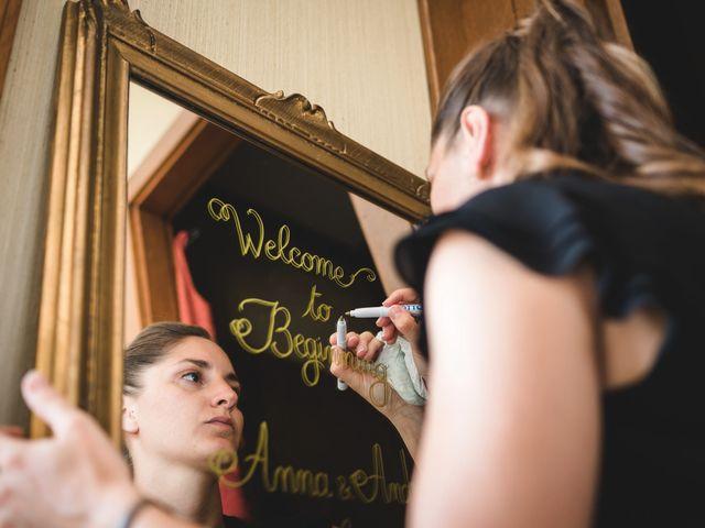 Il matrimonio di Andrea e Anna a Monza, Monza e Brianza 8