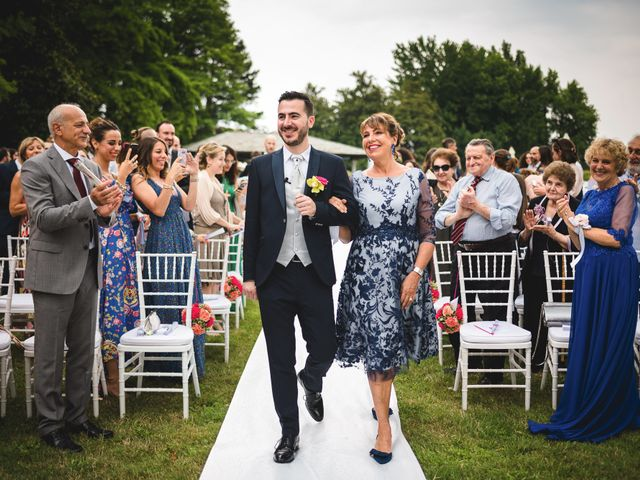 Il matrimonio di Andrea e Anna a Monza, Monza e Brianza 32