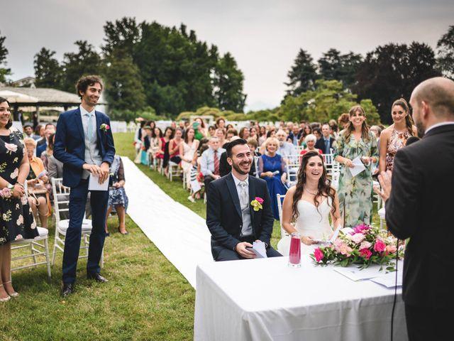 Il matrimonio di Andrea e Anna a Monza, Monza e Brianza 35