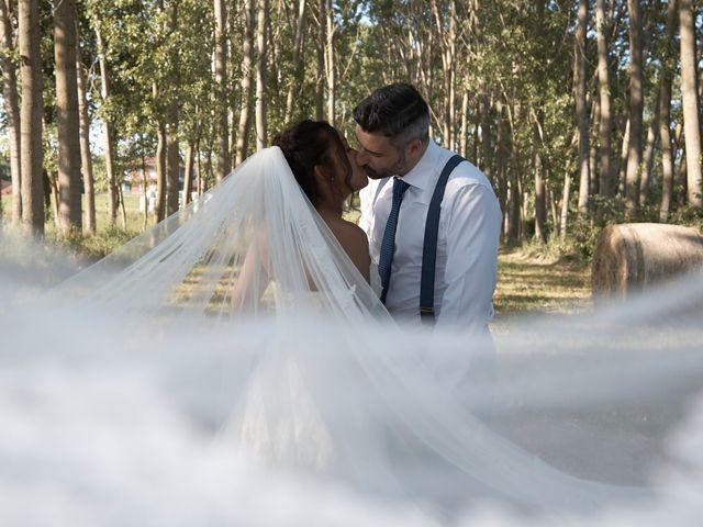 Le nozze di Ester e Pablo