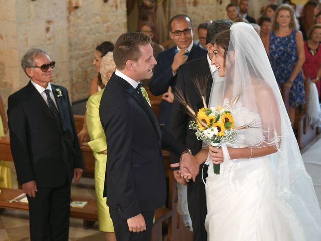 Il matrimonio di Cosimo e Elena a Monopoli, Bari 10