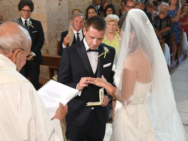 Il matrimonio di Cosimo e Elena a Monopoli, Bari 12