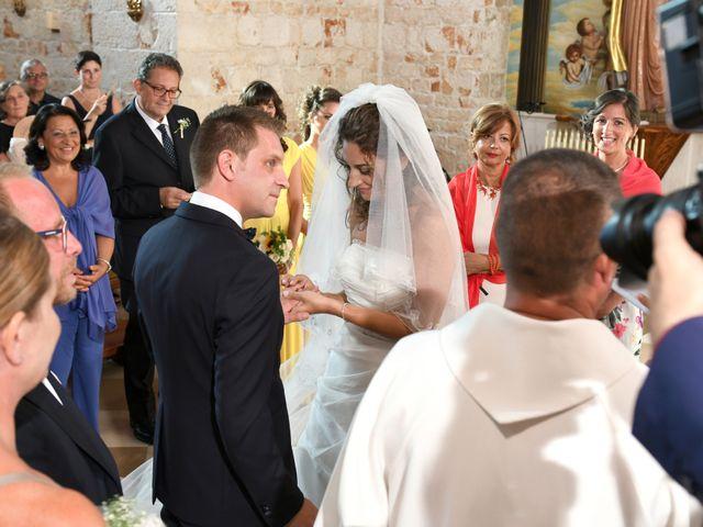 Il matrimonio di Cosimo e Elena a Monopoli, Bari 13