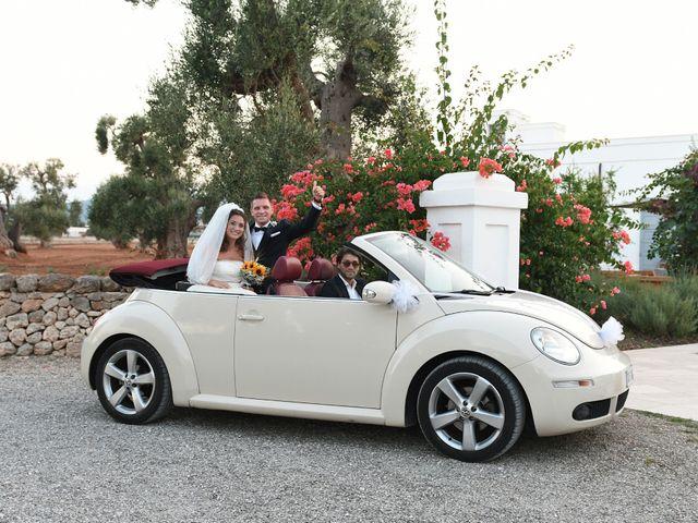 Il matrimonio di Cosimo e Elena a Monopoli, Bari 18
