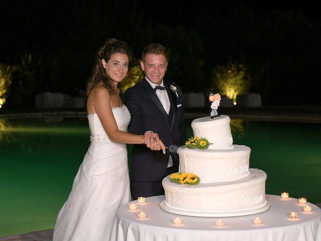 Il matrimonio di Cosimo e Elena a Monopoli, Bari 31