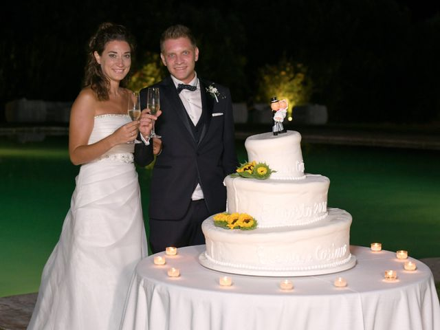 Il matrimonio di Cosimo e Elena a Monopoli, Bari 32