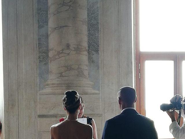 Il matrimonio di David e Francesca a Valmontone, Roma 1