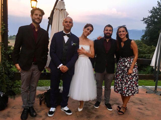 Il matrimonio di David e Francesca a Valmontone, Roma 4