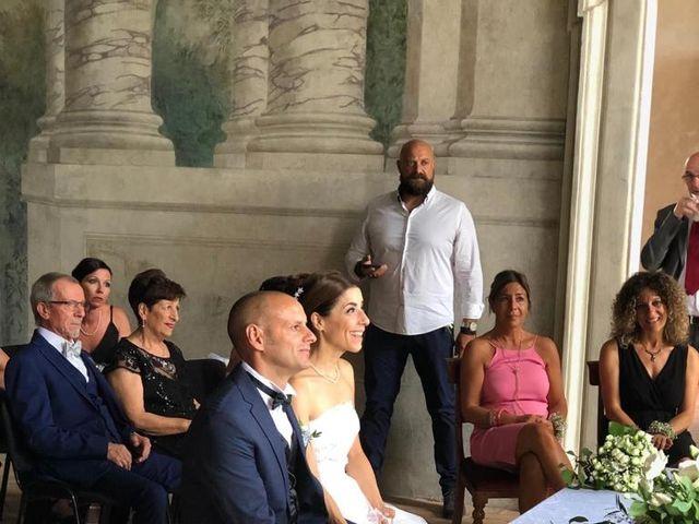Il matrimonio di David e Francesca a Valmontone, Roma 6