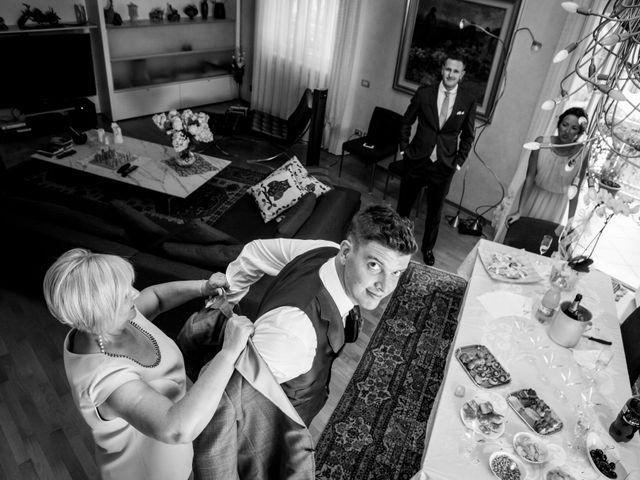 Il matrimonio di Danilo e Valentina a Seregno, Monza e Brianza 5