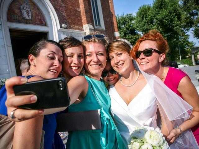 Il matrimonio di Danilo e Valentina a Seregno, Monza e Brianza 14