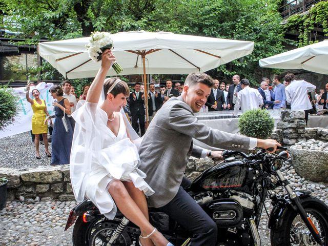 Il matrimonio di Danilo e Valentina a Seregno, Monza e Brianza 17