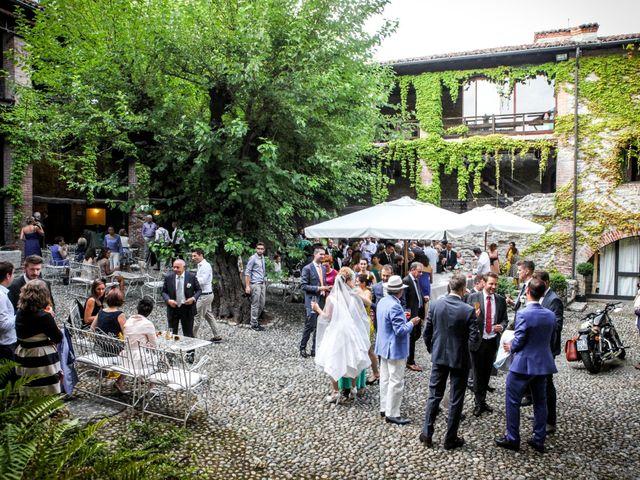 Il matrimonio di Danilo e Valentina a Seregno, Monza e Brianza 19