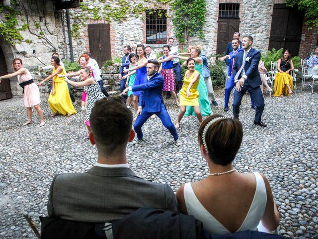 Il matrimonio di Danilo e Valentina a Seregno, Monza e Brianza 27